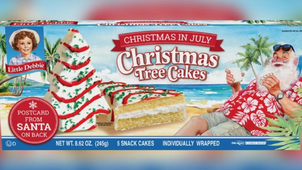 Food Fight: Christmas In July Edition