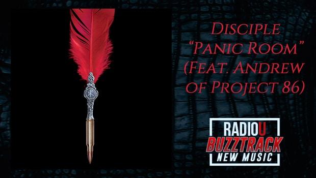 Disciple – Panic Room (feat. Andrew Schwab)