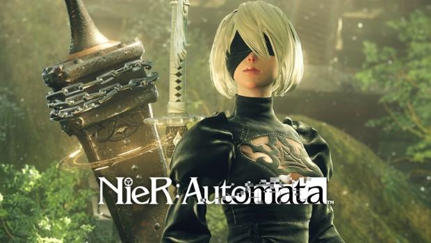 ObadiahPlays Nier: Automata