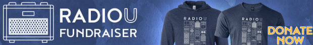 RadioU Fundraiser: Donate Now