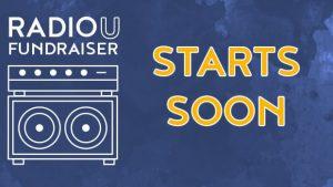 Fundraiser: Starts Soon