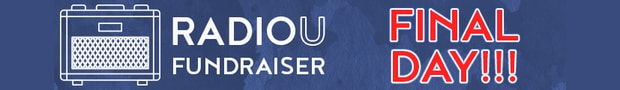 RadioU Fundraiser: Donate Now