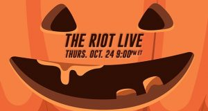 The RIOT Live Event: Halloween