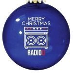 RadioU Christmas ornament