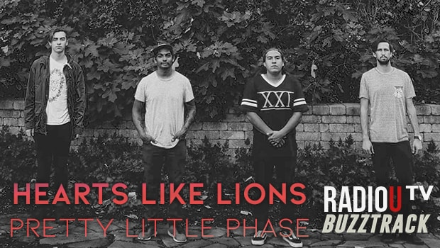 Hearts Like Lions – Pretty Little Phase