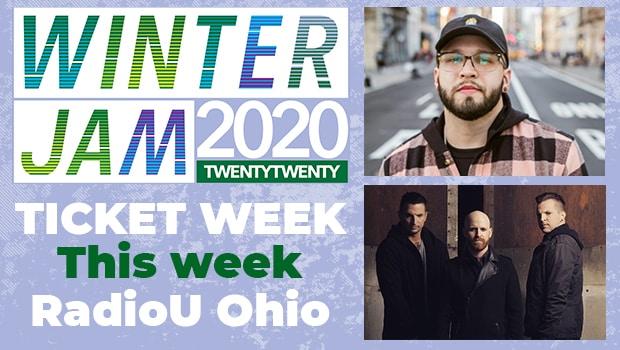Winter Jam Ticket Week