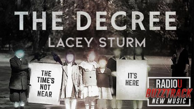 Lacey Sturm – The Decree
