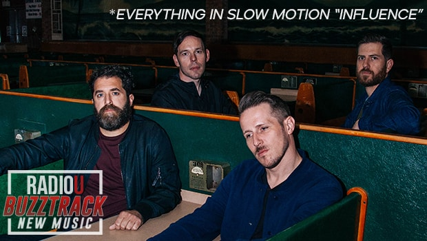 Everything In Slow Motion – Influence