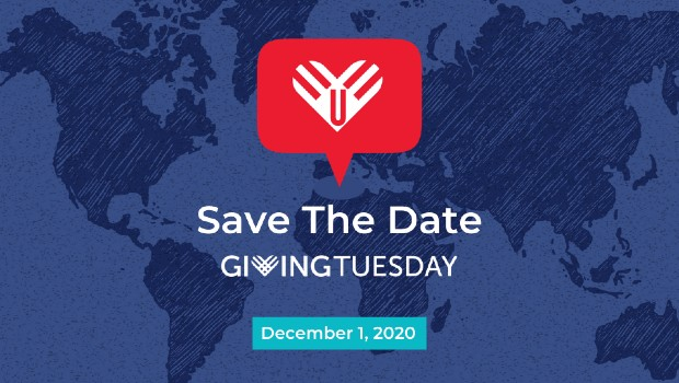 Giving Tuesday: Save The Date