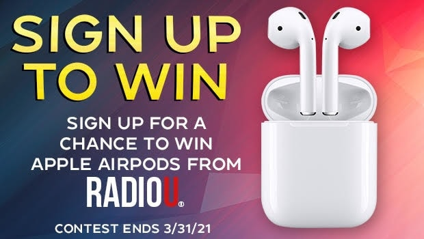 Win Apple AirPods