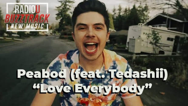 Peabod – Love Everyboday feat. Tedashii