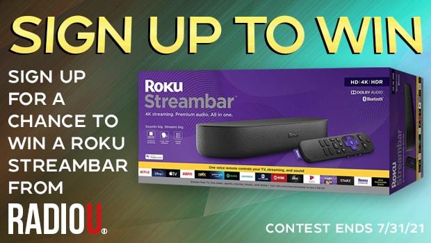 Roku Streambar Contest