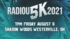 RadioU 5K In-Person Event