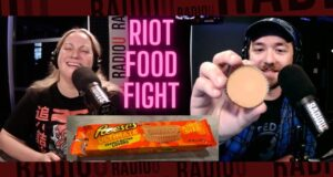 RIOT Food Fight: Reese's Ultimate Peanut Butter Lovers