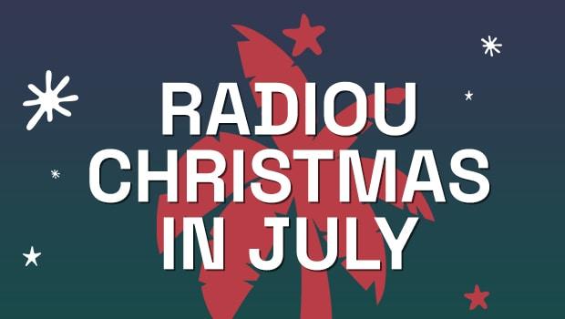RadioU Christmas In July