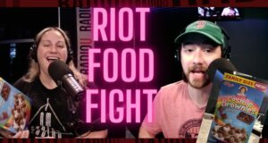 RIOT Food Fight: Cosmic Brownie cereal