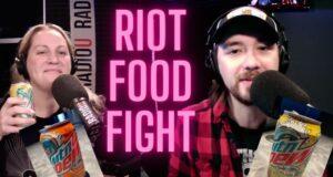 RIOT Food Fight: Baja Blast Edition