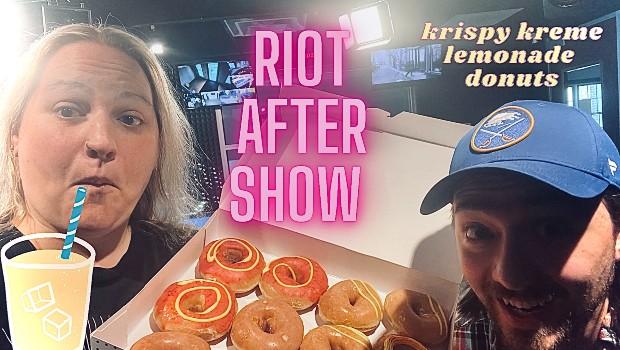 RIOT Food Fight: Lemonade Edition