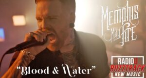 Memphis May Fire – Blood & Water
