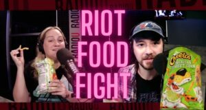 RIOT Food Fight: Mexican Street Corn Cheetos