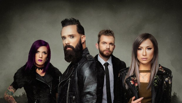 Skillet announces a new album coming next year