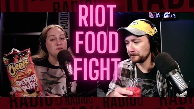 Food Fight: Cheetos Pepper Puffs