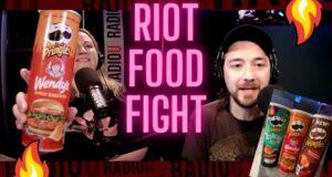 Food Fight: Pringles