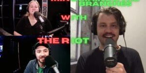 Mike Mains & The Branches on The RIOT