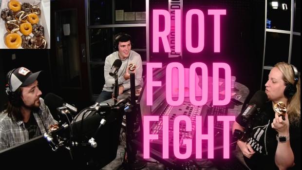 Food Fight: National S'mores Day Krispy Kreme S'mores Donuts