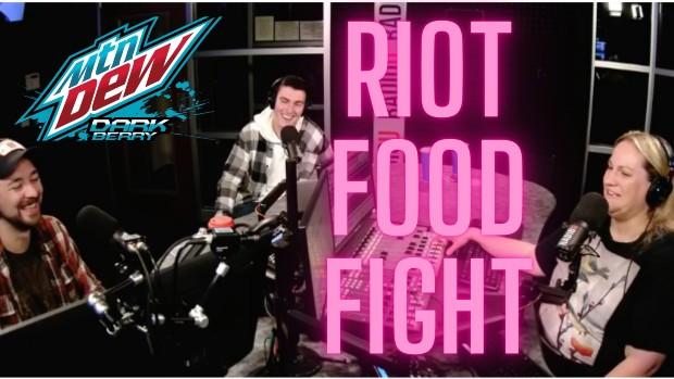Food Fight: Mountain Dew Dark Berry Bash