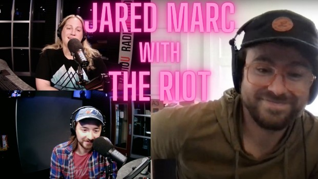 Jared Marc on The RIOT