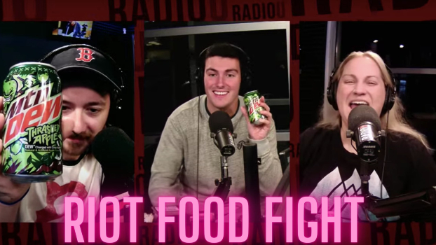 Food Fight: Mountain Dew Thrashed Apple