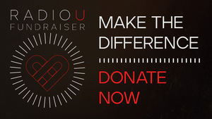 Thank You For Giving To RadioU