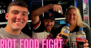 Food Fight: Pepsi Soda Shop